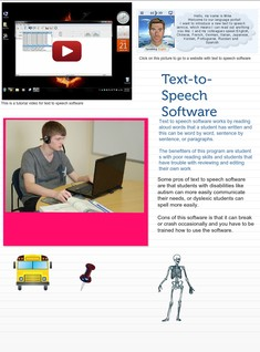 Harrison Brunner Text-to-Speech Software