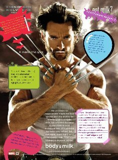 Advertisement Analysis 3 (wolverine)