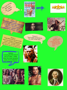 The Last Of The Mohicans Book Report