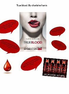true blood book project