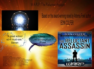 W.A.R.P Movie Poster