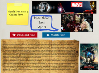 USN - Watch Iron Man 3 Online global Network