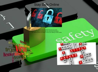 Cyber Safety Quest 2 Glogster
