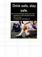 Drink safe, stay safe.'s thumbnail