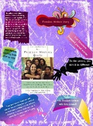 Freedom Writers glogster english project's thumbnail