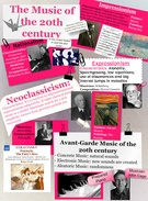 The music of the 20th century's thumbnail