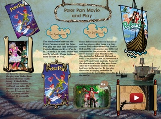 Peter Pan Movie and Play