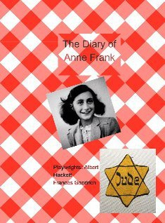 Miss Rice- anne frank book cover