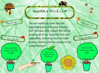 Vegetable patch club