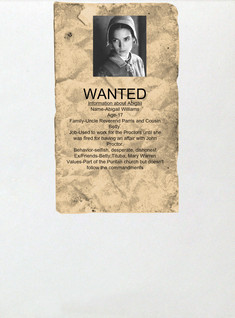 wanted abby