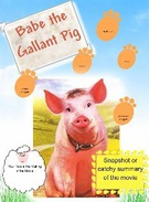 Babe the Gallant Pig Poster's thumbnail