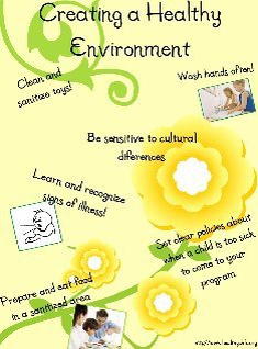 Creating a healthy environment
