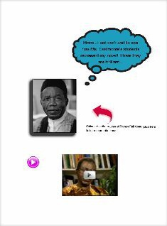Chinua Achebe's Thoughts
