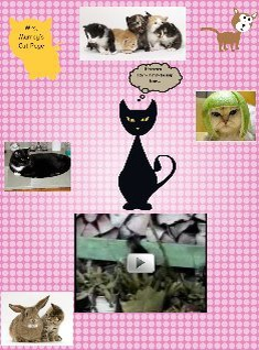 Mrs. Murray's Cat Page