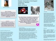 Pediatric termination of life support's thumbnail