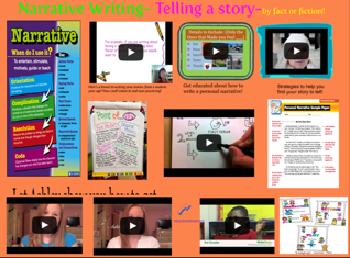 Personal Narrative - What is it?