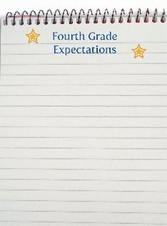 Fourth Grade Expectations