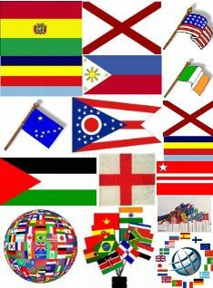 flags of our world