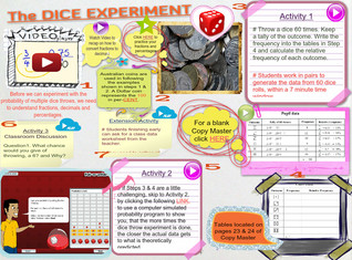 The Dice Experiment