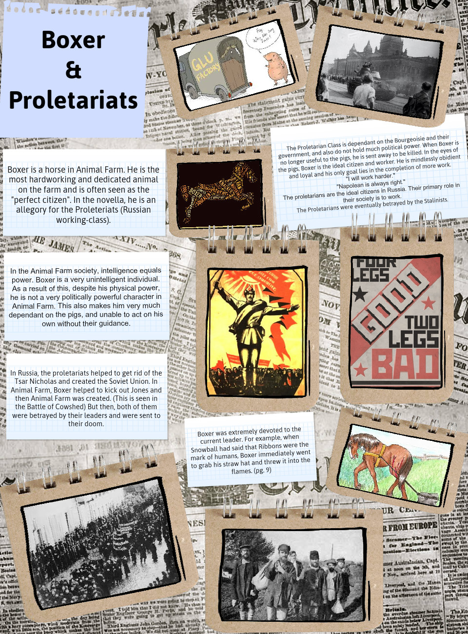 Boxer and Proletariats