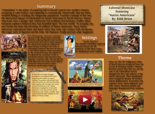 Colonial Showcase ft. Native Americans - page 1