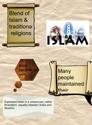 Islam and traditional religions's thumbnail