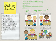 Qualities of good Teachers's thumbnail