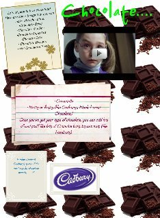 Chocolate By Alex and Annabel