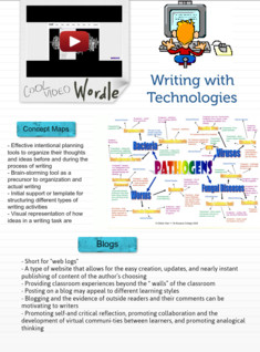 Writing with Technologies