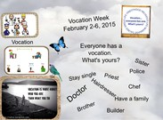 Vocation Week 2015's thumbnail