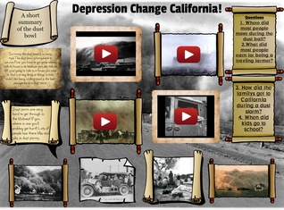Depression Change California
