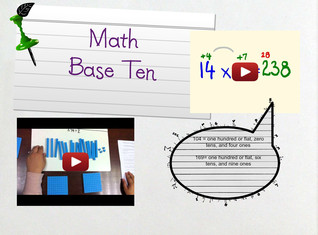 Math Base Ten
