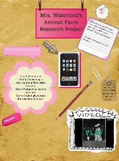 waterford animal farm research project