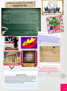 poster for online government module 3