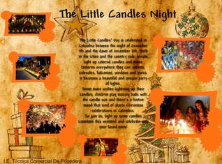The Little Candles Night
