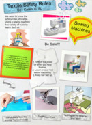 Textile Safety Rules Sewing Machines's thumbnail