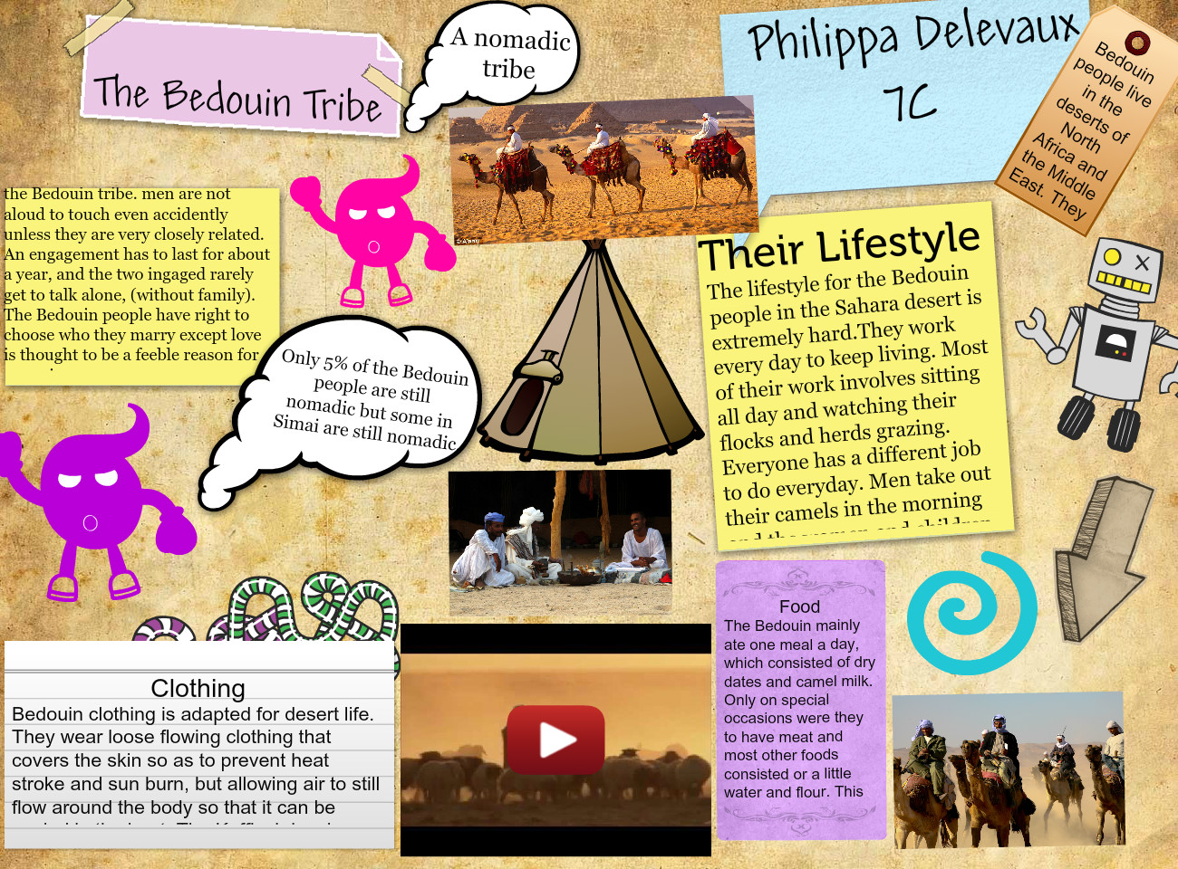 The Bedouin Tribe