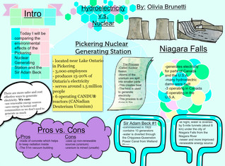 Hydroelectricity v.s. Nuclear