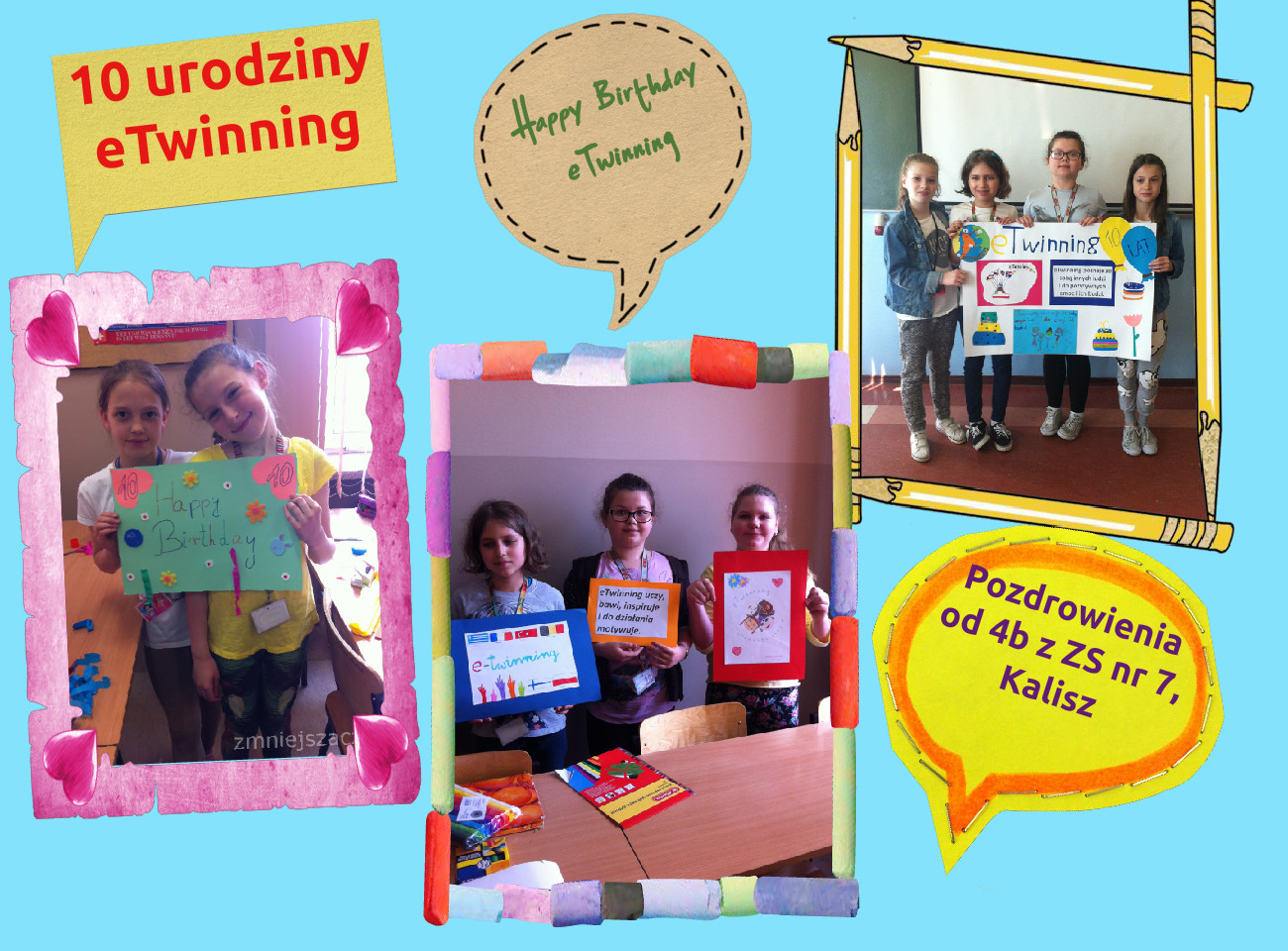 etwinning - 10th birthday