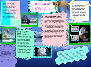 Ice Age Causes