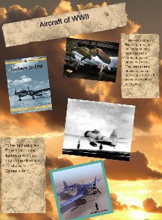 Aircraft of WWII