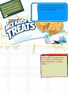 intro to rice krispies