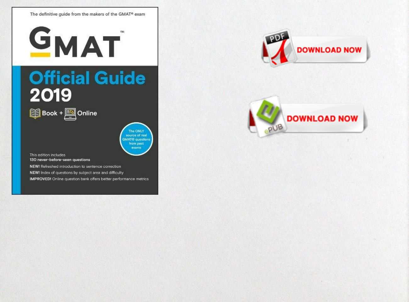 gmat official guide 2018 torrent download