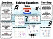 Solving Equations thumbnail