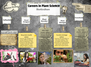 Plant Science-Careers
