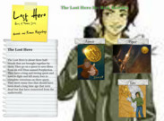 The Lost Hero, English 10, Reading Project's thumbnail