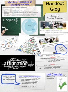 Transforming  Learning: Student Engagement  Module 4