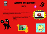Systems of Equations's thumbnail