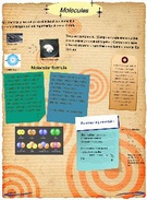 Chemistry Learning Journal: Atoms, Molecules and Ions (Molecules)' thumbnail