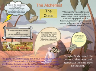 The Alchemist; The Oasis